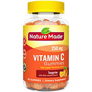 Nature Made Adult Vitamin C Gummies - Orange