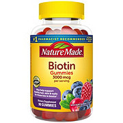 Nature Made Biotin Adult Gummies