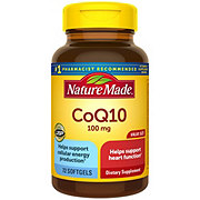 Nature Made CoQ10 100 mg Liquid Softgels Value Size