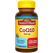 Nature Made CoQ10 200 mg Liquid Softgels