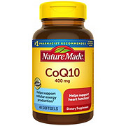 Nature Made CoQ10 400 Mg Maximum Strength Liquid Softgels