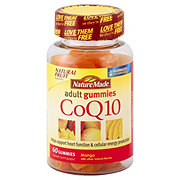Nature Made CoQ10 Adult Gummies Mango