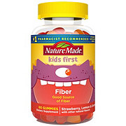 Nature Made Kids First Fiber Gummies