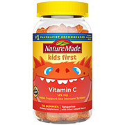 Nature Made Kids First Vitamin C Gummies