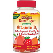 Nature Made Kids First Vitamin D Gummies