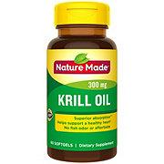 Nature Made Krill Oil 300 mg Liquid Softgels
