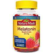 Nature Made Melatonin Adult Gummies