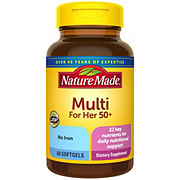Nature Made Mini Multi For Her 50 Plus