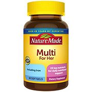 Nature Made Multi For Her Softgels