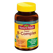 Nature Made Super B-Complex Tablets