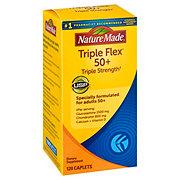 Nature Made TripleFlex 50+ Triple Strength Caplets