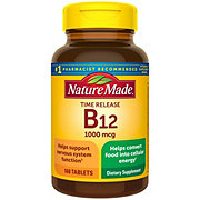 Nature Made Vitamin B-12 1000 mcg Tablets