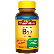 Nature Made Vitamin B-12 1000 mcg Timed Release Tablets