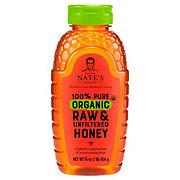 Nature Nates Organic Honey