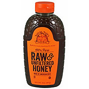 Nature Nates Raw & Unfiltered North Dallas Honey