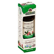 Nature's Answer Essential Oil Wintergreen