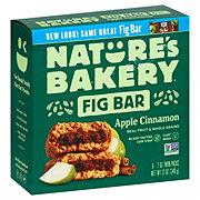 Nature's Bakery Whole Wheat Apple Cinnamon Fig Bar