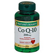 Nature's Bounty Co Q-10 200 mg Tablets