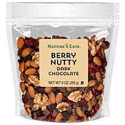 Nature's Eats Berry Nut Dark Chocolate