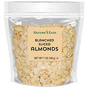 Nature's Eats Blanched Sliced Almonds