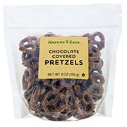 Nature's Eats Chocolate Covered Pretzels