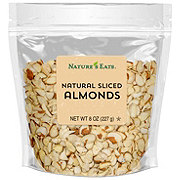Nature's Eats Natural Sliced Almonds