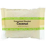 Nature's Eats Shredded Unsweet Coconut