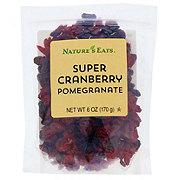 Nature's Eats Super Cranberry & Pomegranate Dried Fruit
