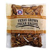 Nature's Eats Texas Grown Pecan Halves