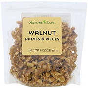 Nature's Eats Walnut Halves and Pieces