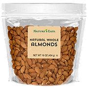 Nature's Eats Whole Natural Almonds