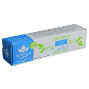 Nature's Gate Creme de Mint Natural Toothpaste