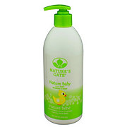 Nature's Gate Nature Baby Shampoo & Wash