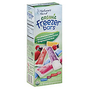 Nature's Hand Organic Freezer Bars