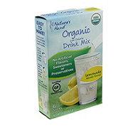 Nature's Hand Organic Lemonade