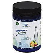 Nature's Lab Magnesium Soothe Dietary Supplement, Raspberry Lemon Flavor
