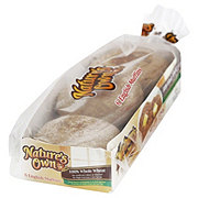 Nature's Own 100% Whole Wheat English Muffins