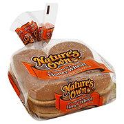 Nature's Own Honey Wheat Sandwich Rolls