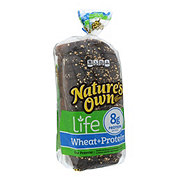 Nature's Own Life: Wheat + Protein Bread