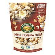 Nature's Path Organic Coconut & Cashew Butter Granola