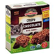 Nature's Path Organic EnviroKidz Chocolate Crispy Rice Cereal Bars