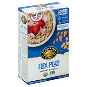 Nature's Path Organic Flax Plus Instant Hot Oatmeal