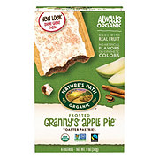 Nature's Path Organic Frosted Apple and Cinnamon Toaster Pastries