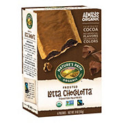 Nature's Path Organic Frosted Chocolate Toaster Pastries