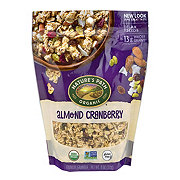 Nature's Path Organic Fruit & Nut Granola With Cinnamon Pumpkin and Flax