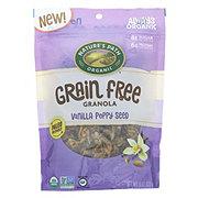 Nature's Path Organic Grain Free Vanilla Poppy Seed Granola
