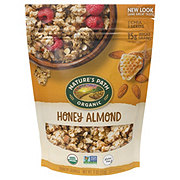 Nature's Path Organic Honey Almond Granola With Chia