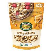 Nature's Path Organic Honey Almond Granola with Chia Seeds