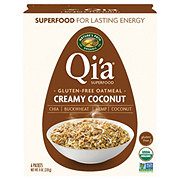 Nature's Path Organic Qia Creamy Coconut Oatmeal