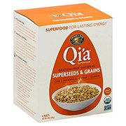 Nature's Path Organic Qia Oatmeal Superseeds & Grains Oatmeal